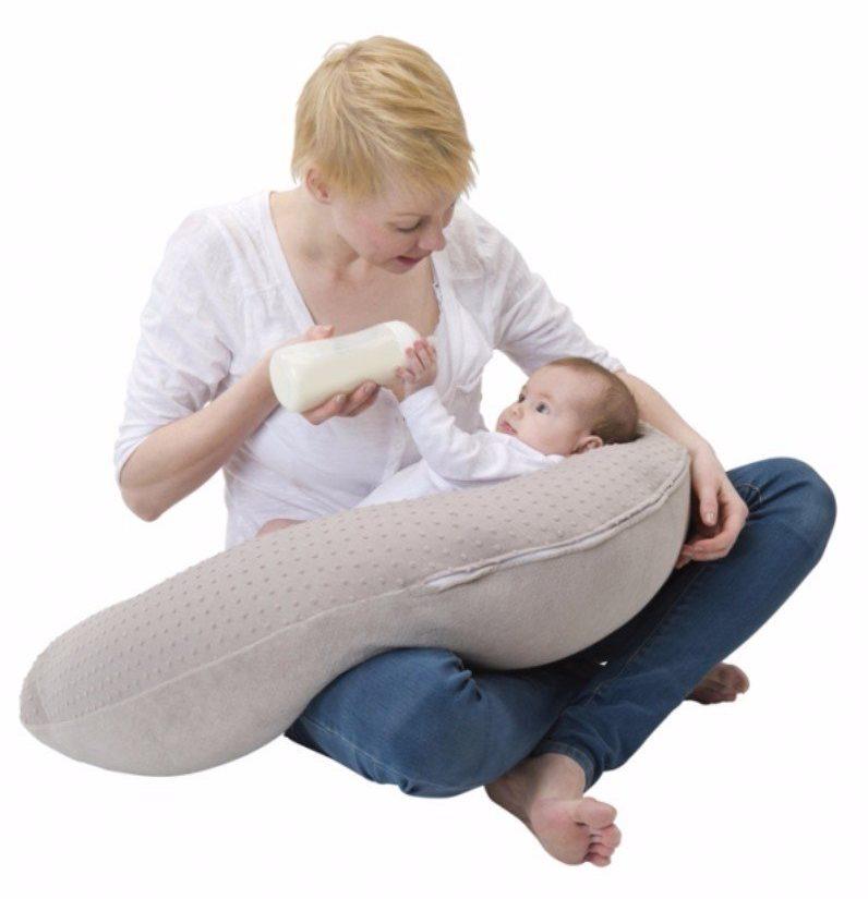 coussin d allaitement domoo de babymoov guide d achat test et avis. Black Bedroom Furniture Sets. Home Design Ideas